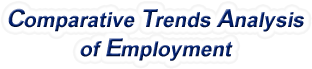 Wyoming - Comparative Trends Analysis of Total Employment, 1969-2017
