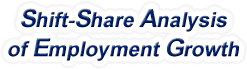 Shift-Share Analysis of Wyoming Employment Growth and Shift Share Analysis Tools for Wyoming